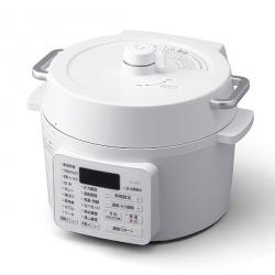 電気圧力鍋 2.2L ホワイト 写真1