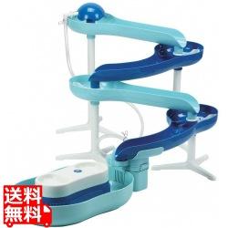 流麺スライダーそうめん流し器(ミントブルー) 写真1