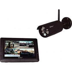 ハイビジョン無線カメラ&モニターセット 写真1