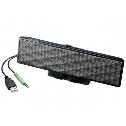 USB電源サウンドバースピーカー 写真1