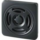 薄型MP3再生報知器シグナルホンDC12-24V(NPNトランジスタ)オフダークグレー