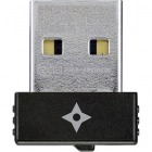 カッ飛び! 11ac/n/a 433Mbps 超小型 5GHz専用 USB2.0対応 無線LAN子機 「手裏剣」