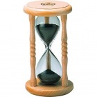木枠 砂時計 3分計