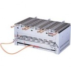 SAにこにこミニ鯛焼ガス台(24ヶ型) SATS-3連 12・13A  | 都市ガス ( 12A ・ 13A )