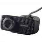 マイク内蔵120万画素Webカメラ HD720p対応モデル ブラック