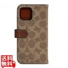 iPhone 11 Pro WALLET CASE SIGNATURE C FOLIO Khaki