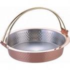 銅 すき焼鍋(ツル付) S-2058L