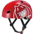 FR-KIDS FR・キッズ (モンスターレッド) キッズ用自転車ヘルメット