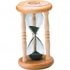 木枠 砂時計 1分計