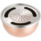 純銅 おろし器 HMO-9 (銅器) | 正規品 ボウル ボール おろし 卸し金 銅 再入荷 キッチン キッチングッズ キッチン用品