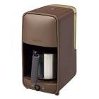 コーヒーメーカー ダークブラウンTIGER ADC-A060-TD