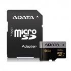 Premier Pro microSDXC UHS-I U3 Class10 64GB MLC採用