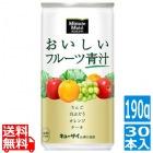 ミニッツメイドおいしいフルーツ青汁 190g缶 (30本入)
