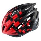 ヘルメット DH005 ブラック レッド | 自転車 大人用 ロード ロードバイク クロス スポーツ 通勤 通学 マウンテン マウンテンバイク