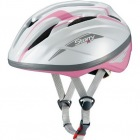 STARRY スターリー (ホーンピンク) キッズ用自転車ヘルメット