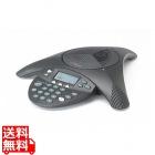 ポリコム製 電話会議システム SoundStation2 拡張マイク接続不可 / ディスプレイ有り ※Skype対応モデル
