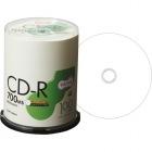 三菱化学 SR80FPW100T データ用CD-R 700MB 48倍速 スピンドルケース入100枚パック