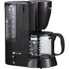 コーヒーメーカー 珈琲通 EC-AK60 ダークブラウン