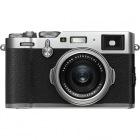 X FUJIFILM デジタルカメラ X100F(2430万画素/シルバー)