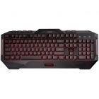 Cerberus Dual LED Color Backlit Gaming Keyboard