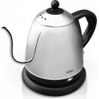 電気ケトル ステンレス コーヒー ドリップ ポット 細口 湯沸かし 0.8L