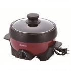 電気ミニプレート グリル鍋