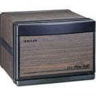 ホットキャビ(タオル蒸し器)おしぼり約32本 HC-6 木目