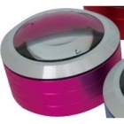 LED拡大鏡smolia ピンク