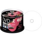 三菱化学 VHR12JP50T 録画用DVD-R 120分 1-16倍速 スピンドルケース入50枚パック