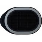 Bluetooth対応 防水 ポータブルスピーカー ( ブラック )