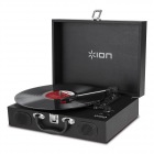 スピーカー内蔵 スーツケース型レコードプレーヤー Vinyl Transport ブラック
