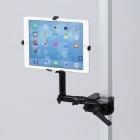 7〜11インチ対応iPad・タブレット用支柱取付けアーム