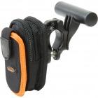 IB-PB2+Q2 小物&携帯電話バッグ with ミニバー (ブラック)