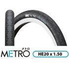 M-119 METRO HE 20 1.50 (ブラック) 1本