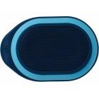Bluetooth対応 防水 ポータブルスピーカー ( ブルー )