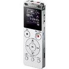 ステレオICレコーダー FMチューナー付 4GB シルバー