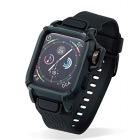 Apple Watch 44mm/NESTOUTバンドケース/ブラック