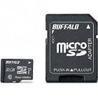 UHS-I Class1 microSDHCカード SD変換アダプター付 32GB
