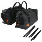 快適なキャンプ・ツーリングを支援する防水サイドバッグ ターポリンサイドバッグ