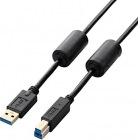 AVケーブル/TV-HDD用/A-Bケーブル/USB3.0/1.0m