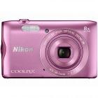 デジタルカメラ COOLPIX A300 ピンク