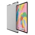 iPad Pro 12.9インチ 2018年モデル用のぞき見防止フィルタ/ナノサクション/360度