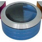 LED拡大鏡smolia ブルー