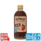 ジョージア ジャパンクラフトマン微糖 PET 500ml (24本入)