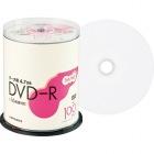 三菱化学 DHR47JP100T データ用DVD-R 4.7GB 1-16倍速 スピンドルケース入100枚P