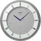 スタンダードアナログ電波掛時計(薄グレー) KX394S