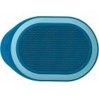 Bluetooth対応 防水 ポータブルスピーカー ( グリーン )