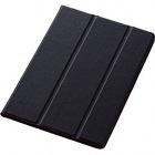 9.7インチiPad Pro/薄型/イタリア高級レザーケース/ブルー