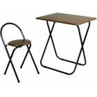 フォールディングテーブルセット | 折りたたみ 椅子セット 背付き 一人暮らし 一人用 新生活 コンパクト 会議