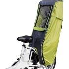 D-5RD 幼児座席用 後用レインカバー グリーン